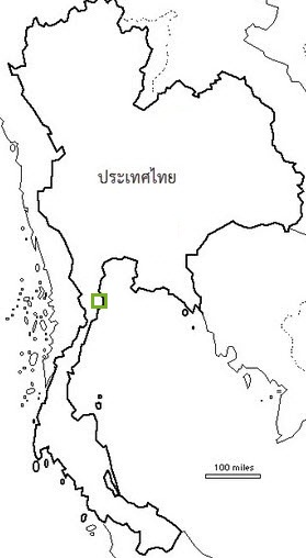 Map-Khao Sam Roi Yot