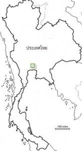Phra Nangklao map