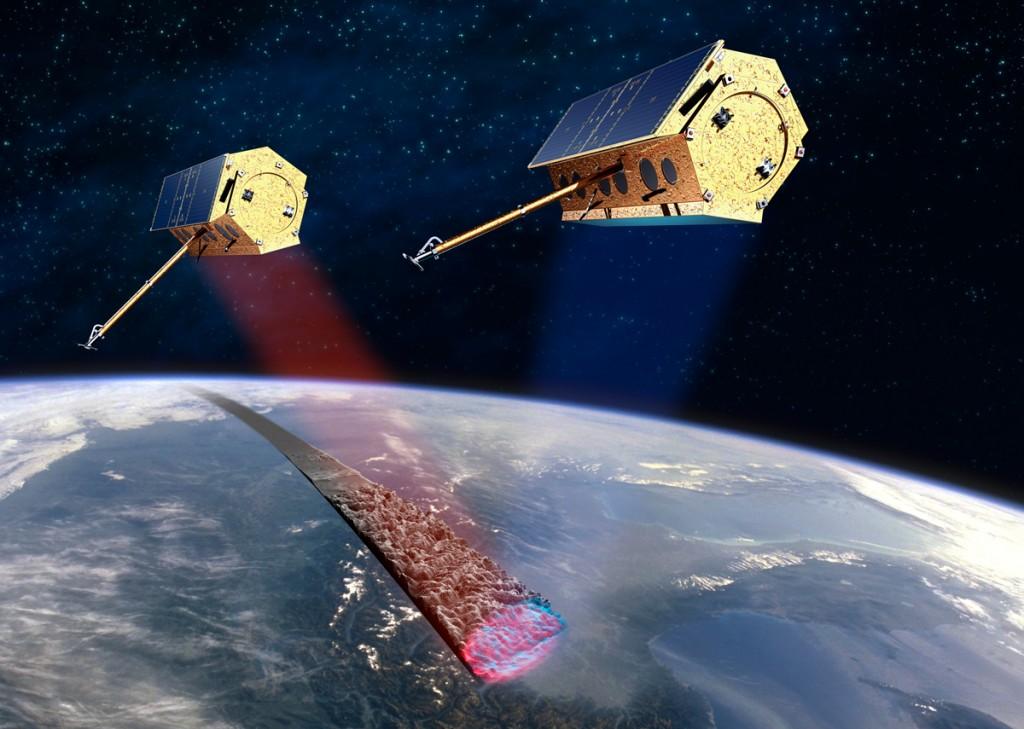 tandem-x_terrasar-x_in_space