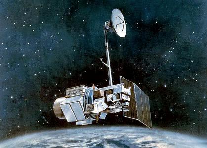 USGS-Landsat-5-Satellite