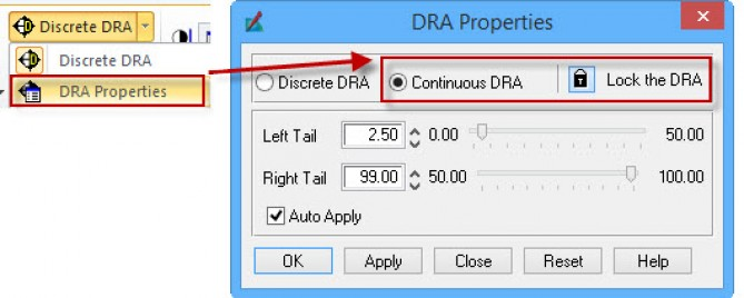 DRA Properties