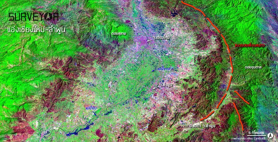 Chiang mai basin