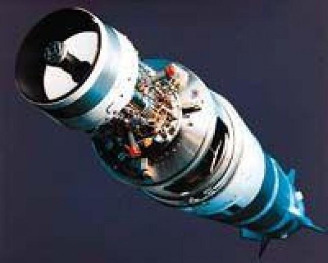 รูปที่ 3.0(b) ดาวเทียมสำรวจสภาพอากาศ FY-1C
