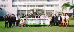 การฝึกอบรม Training for Trainer on Aerospace for STEM Educationสำหรับโรงเรียนต้นแบบในภาคเหนือตอนล่าง